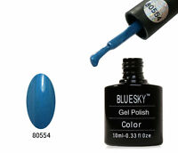 BLUESKY UV GEL NAIL POLISH