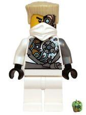 2014 LEGO 70724 - NINJAGO - NINJA Techno Zane - Mini Fig / Mini Figure