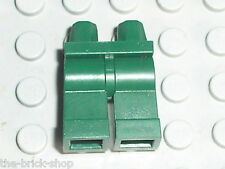 Jambes LEGO DkGreen minifig legs 970c00 / set 7018 7020 4758 10132 8821 4752 ...