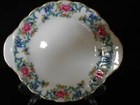 """ROYAL DOULTON THE MAJESTIC COLLECTION BOOTHS CHINA """"FLORADORA"""" CAKE/ PLATE"""