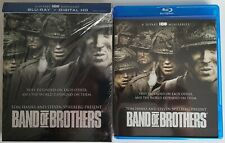 HBO BAND OF BROTHERS COMPLETE SERIES BLU RAY 6 DISC SET + SLIPBOX FREE SHIPPING