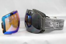 Smith I/O Mag Ski and Snow Goggle Cloudgrey Frame, Sun Platinum Mirror Lens 2020