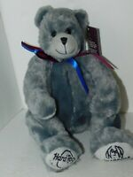 Hard Rock Cafe Plush Bear Souvenir Collectible Limited Edition  Imagine NWT