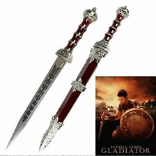 "18"" Stainless Steel Gladiator Gladius Sword Replica With Sheath [9405]"