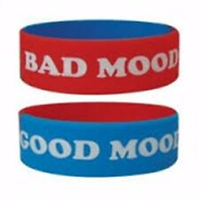 25 Good Mood Bad Mood Wristbands Pyramid International rrp £2.99 Stag Hen Party