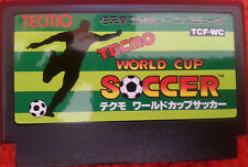 Nintendo Famicom. Tecmo World Cup Soccer