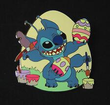 Stitch Easter Eggs Jumbo Disney Auctions Pin LE 100 OC RARE DA