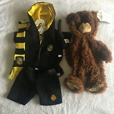 Build A Bear– Harry Potter Collection 2020 – Hufflepuff House Unstuffed NWT