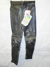 Akito Leather Hip Motorcycle Trousers