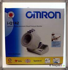 OMRON iQ-142 Oberarm-Blutdruckmessgerät SpotArm Blutdruck messen kabellos