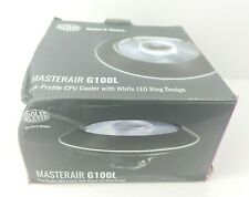 Cooler Master MASTERAIR G100L Low Profile CPU Air Cooler