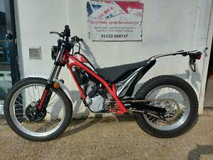 GAS GAS TRIAL CONTACT 250 Electric Start Road Reg