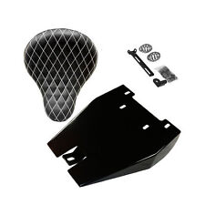 "Kawasaki Vulcan VN800 Bobber Seat cafe Conversion Kit BobberCycle 16"" Diamond"