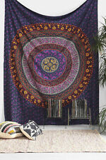 Twin Indian Hippie Decor Mandala Tapestry Wall Hanging Throw Bohemian Bedspread'