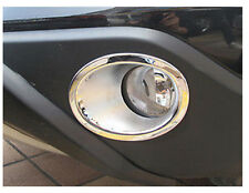 Chrome Front Fog Light Lamp Cover Bezel Trim for Honda CR-V CRV 2007 2008 2009