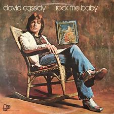 DAVID CASSIDY - Rock Me Baby (LP) (G++/G++)