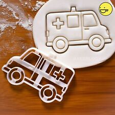Ambulance cookie cutter | ems paramedics medic emergency paramedic biscuit