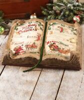 Bethany Lowe - Night before Christmas book TD5095