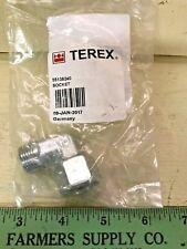 TEREX 55138240 ELBOW HOSE/SOCKET