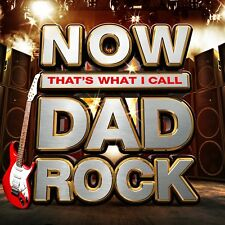 NOW THATS WHAT I CALL DAD ROCK (Various Artists) 3 CD SET (2018)