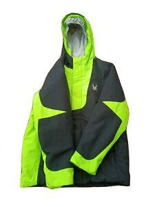 Spyder kids jacket age 10 12