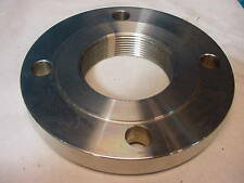 "New Merit 3"" 150 Threaded flanges B16.5 A/SA182 F304/304L Stainless Steel flange"