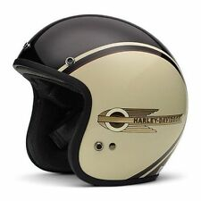 Harley-Davidson Open Face Motorcycle Vehicle Helmets