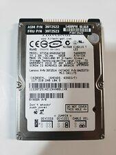 """Hitachi 60GB HTS541060G9AT00 ATA/IDE PATA 5400RPM 2.5"""" Laptop Hard Drive"""