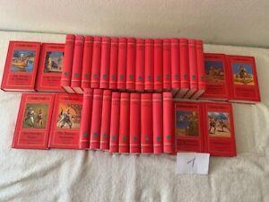 Karl May Sammlung Hauptwerke in 33 Bänden-Zürcher Ausgabe-Parkland-guter Zustand