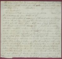 Three Pages of Notes, Military Events in Early US History, From 1745 to 1780