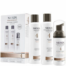 NIOXIN HAIR SYSTEM KIT 4 NOTICEABLY THINNING (FOR FINE HAIR) (one pcs)