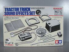 New Tamiya 1/14 RC Semi Tractor Sound Effects DDS Control Unit 56510 King Hauler