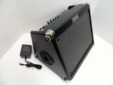 Crate Taxi Limo Street Busk Portable Guitar Amp PA 50 Watt 2 channels 1x10 TX50D