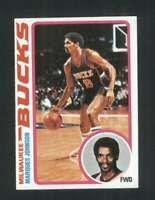 1978-79 Topps #126 Marques Johnson NM/NM+ RC Rookie Bucks 120177