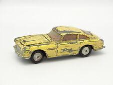 Corgi Toys SB 1/43 - Aston Martin DB4 Jaune