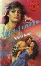 Livre - Kristin James - Anges et démons
