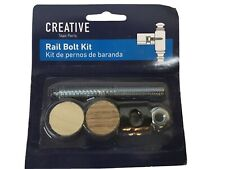 Lot of 3 Creative Stair Parts Stair Rail-Bolt Kits NEW