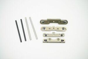 HPI Vorza Hinge Pin Braces And Hinge Pin Set OZRC JL