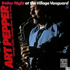 Art Pepper - Friday Night at the Village Vanguard [CD]