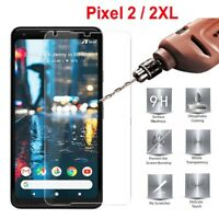100% Genuine Tempered Glass Screen Protector Guard For Google Pixel 2 XL