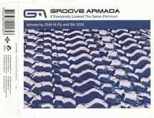 "GROOVE ARMADA ""If Everybody Looked Same/Remixes"" (CD Maxi-Single 2000) 8-Tracks"