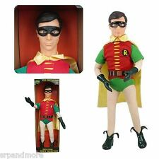 Batman 1966 TV Series Robin 16-Inch Talking Figure-NIP
