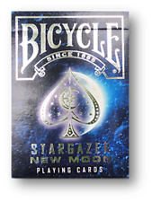 Bicycle Stargazer New Moon Playing Cards Poker Spielkarten Cardistry