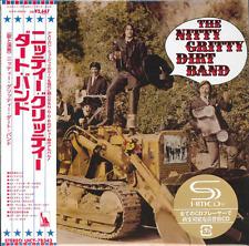 NITTY GRITTY DIRT BAND-THE NITTY GRITTY DIRT...-JAPAN MINI LP SHM-CD Ltd/Ed G00