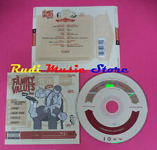 CD The Family Values Tour 2001 Compilation  LINKIN PARK  no mc dvd vhs(C37)
