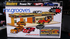 Blue 1970 Mustang Hot Wheels Sizzlers Power Pit New Old Stock still sealed