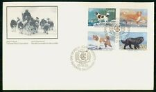 Mayfairstamps Canada Fdc 1988 Dog Combo First Day Cover wwh_72025