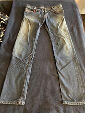 diesel jeans men 32x34 Slammer