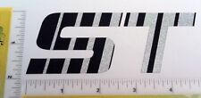 Pace Trailer - ST (Silver/Black) Decal - Part #670470 (from OEM supplier)