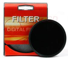 72mm IR Infrared 720nm Filter For Hoya R72 + Lens Hood
